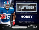 #1 -- Playbook Football 8 Box Inner Case Break