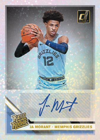 #12 - Clearly Donruss Basketball Single Box RT (2/29 Break)