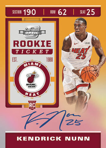 #7 - Contenders Optic NBA 2 Box Break PYT (9/24 Break)