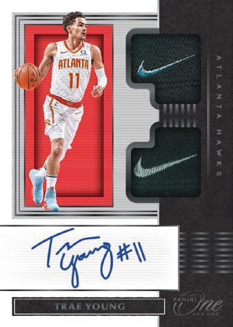 #3 - Panini One & One NBA Single Box RT (11/25 Break)