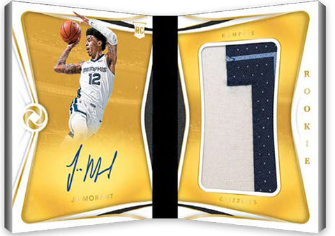 #6 - Opulence Basketball SINGLE BOX Random Left Side Serial Number Break (9/27 Break)