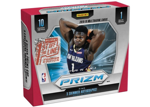 #10 - 2019 Prizm NBA FOTL HIT DRAFT -- READ BELOW --