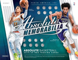 #1 - Absolute Memorabilia NBA - 5 Box Break (12/1 Break)