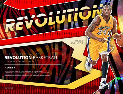 2019 Revolution NBA Hobby Box (PERSONAL BREAK)
