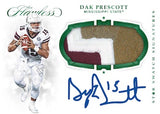 #1 - Flawless Collegiate LEFT SIDE NUMBER Break 1 Box (25 Spots)