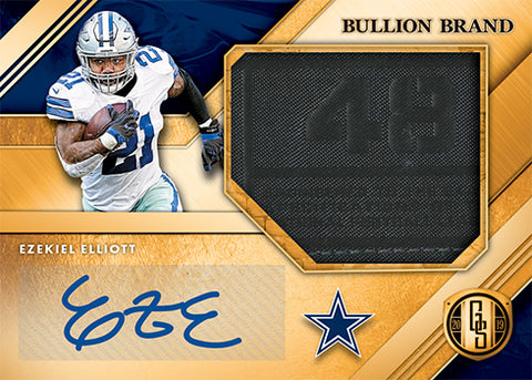 #4 - Gold Standard 2019 FB PYT Case Break (Breaks 7/10)