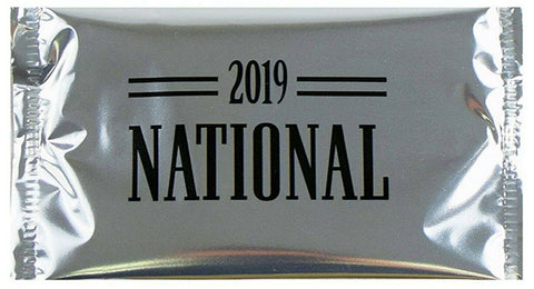 2019 Silver Nationals Packs