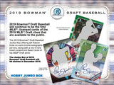 #1 - 2019 Bowman Draft Jumbo PYT Case Break (12/4 Break)