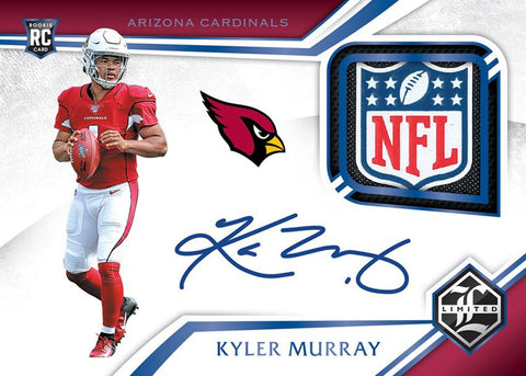 #3 - Limited NFL 2 Box Break (3/1 Break)