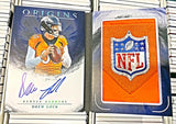 #1 - 2 box PICK YOUR TEAM Origins NFL - (4/5 Break)