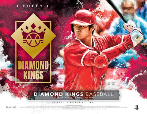 #5 -- 2019 Diamond Kings 6 Box PYT Break