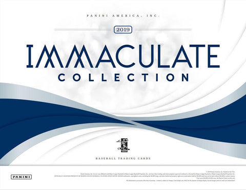#5 - Immaculate Baseball PYT Case Break