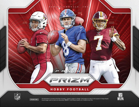 #28 - Prizm NFL 2019 Buy 1 Team get 2 Teams Random