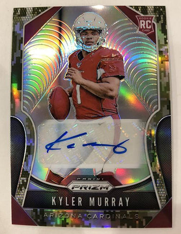 #3 - FULL CASE PYT Prizm NFL 2019 (10/30 Break)