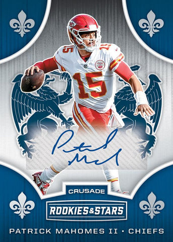 #1 - Rookies and Stars FULL CASE BREAK