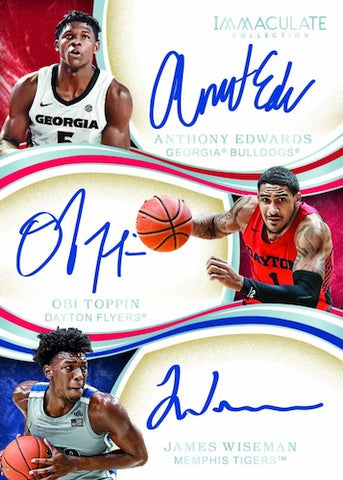 #2 - Immaculate Collegiate Basketball Single Box RT Break (11/27 Break)