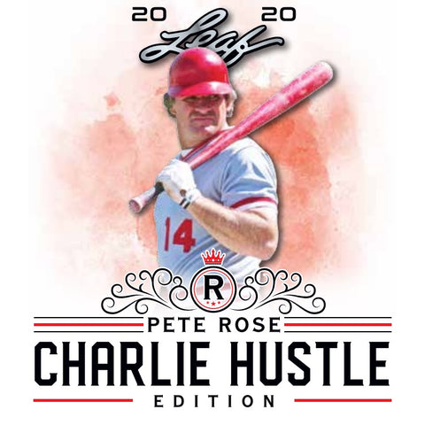 2020 Charlie Hustle Box (PERSONAL BREAK) **READ BELOW**