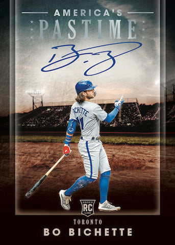 #2 - Chronicles Baseball 8 Box Half Case PYT Break (10/1 Break)