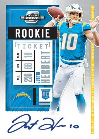 #9 - Contenders Optic NFL 10 Box INNER CASE PYT (4/17 Break)