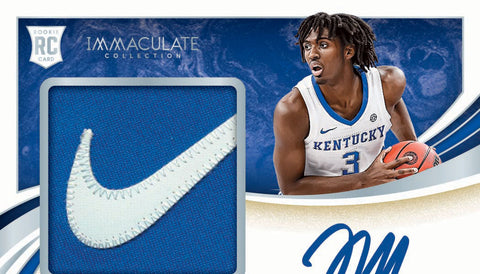 #3 - Immaculate Collegiate Basketball Single Box RT Break (11/27 Break)