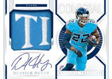 #12 - National Treasures Football Single Box PYT (4/21 Break)