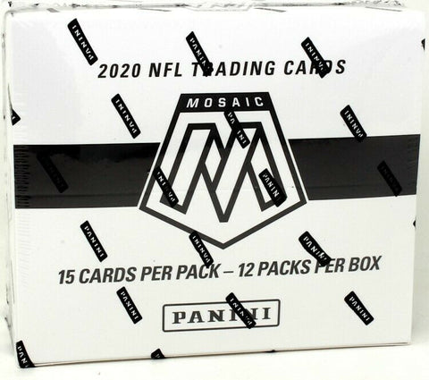 #24 - Mosaic NFL Cello Box RT Break (1/25 Break)