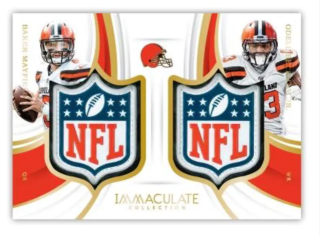 #4 - Immaculate NFL FULL CASE PYT
