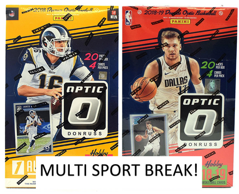 #3 - MULTI SPORT MIXER -- Optic FB and Optic BK