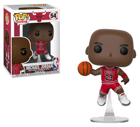 "Michael Jordan Funko Pop ""Red"""