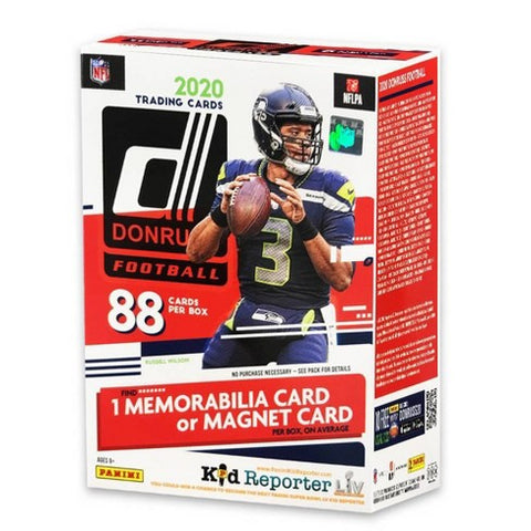 #5 - Donruss NFL FULL BLASTER CASE BREAK RT