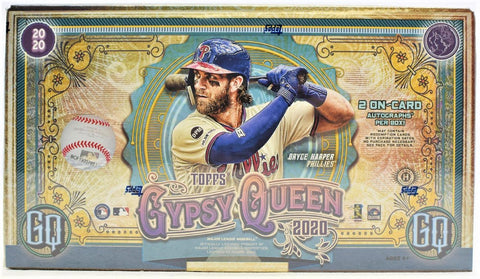 2020 Gypsy Queen Hobby Box (PERSONAL BREAK)