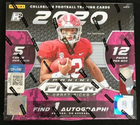 #22 - Prizm Draft HYBRID SINGLE BOX RANDOM CONFERENCE BREAK (4/16 Break with Ballwasher)