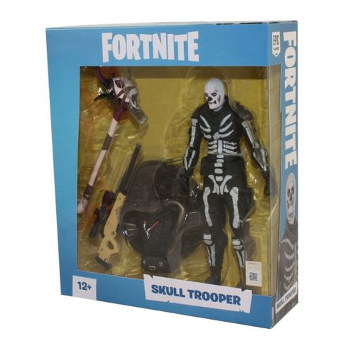 McFarlane Toys Action Figure - SKULL TROOPER (7 inch)