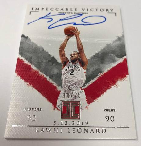 #7 - Impeccable NBA 2019 SINGLE BOX HIT DRAFT (3/11 Break)