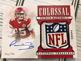 #8 - National Treasures Left Side Serial Number Break -- Single Box (4/17 Break)