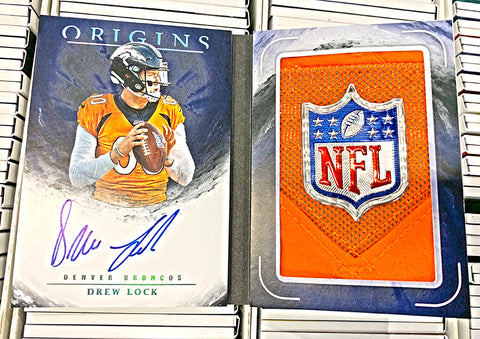 #16 - Origins NFL 2019 - 8 Box PYT HALF Case Break (9/12 Break)