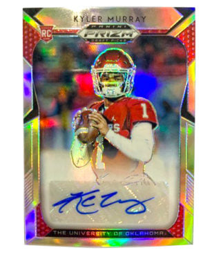 #1 -- 2019 Prizm Draft Picks HIT DRAFT