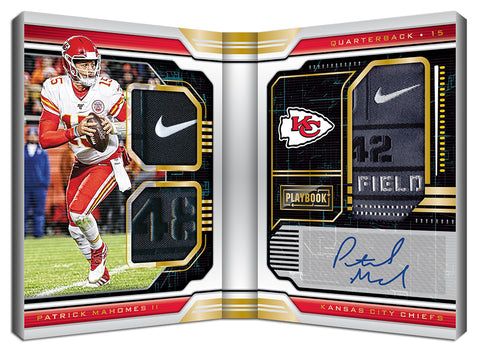 #3 - Playbook Football 8 Box PYT (1/17 Break)