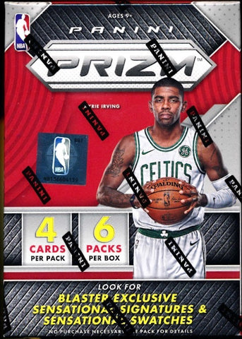 2017-18 Prizm Basketball Blaster Box (PERSONAL BREAK) **READ BELOW**