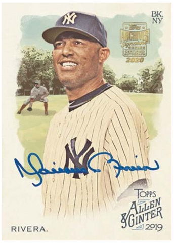 #1 - Archives Signature Series Retired Edition RANDOM HIT Case Break (9/30 Break)