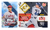 #1 - 2 Box Mixer - 2018 Topps Chome / 2017 Chronicles Baseball