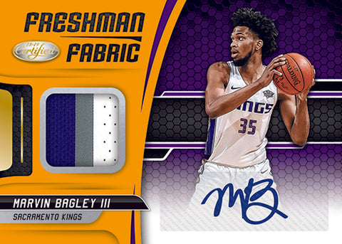 #2 - 2018-19 NBA Certified 3 Box RT (4/9 Break with Ballwasher)