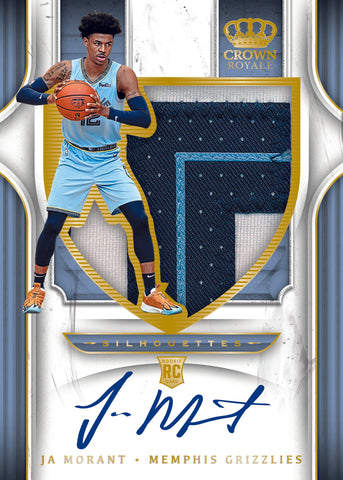 #3 - Crown Royale Basketball RT - 4 BOX BREAK