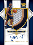 #4 - Crown Royale Basketball RT - 4 BOX BREAK