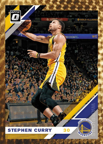 #26  - Optic NBA 2019 Single Box RT Break