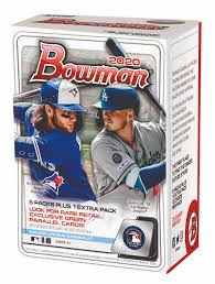 #3 - 2020 Bowman 40 Blaster Box FULL CASE Break RT (7/13 Break)