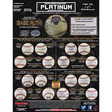 #9 - 2020 Tristar Platinum Baseball Single Box RT Break (6/3 Break with Noah)