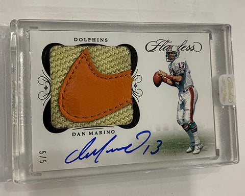 #15 - Flawless NFL PYT SINGLE BOX BREAK (4/12 Break)