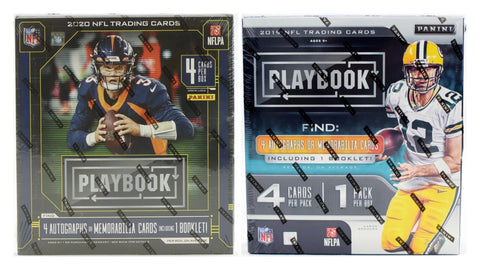 #2 - 2019 Playbook/2020 Playbook 2 Box RT Mixer (3/2 Break)
