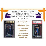 #3 -  Break King Basketball Premium Edition RANDOM PLAYER CASE BREAK